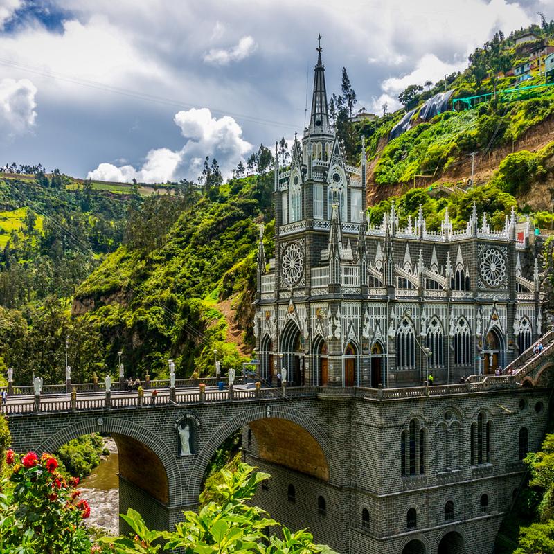 Sanctuaire Las Lajas