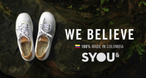 SYOU, les baskets 100% Made in Colombia